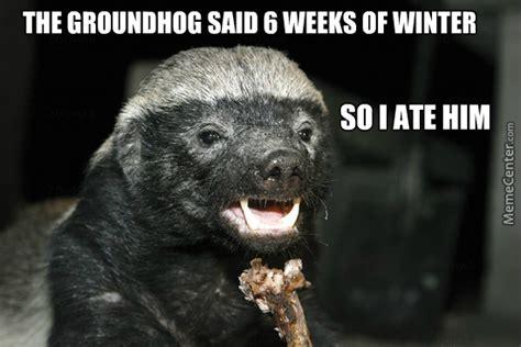 Badger Memes - thanks honey badger by recyclebin meme center