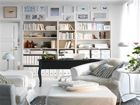Ikea Living Room And Office Office In The Living Room Ideas Modern House