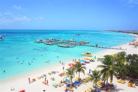 the five best 5 hotels in aruba