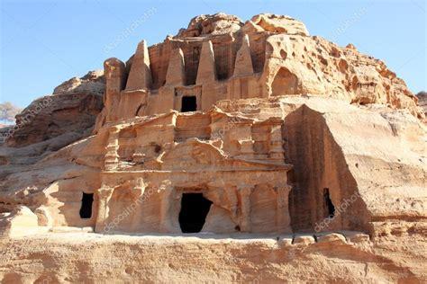 Famous Floor Plans by Petra Nabataeans Capital City Al Khazneh Jordan