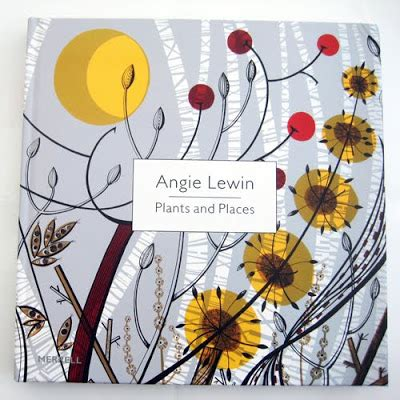 angie lewin plants and 1858945364 print pattern book angie lewin plants places