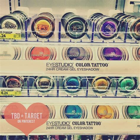 tattoo lotion target 32 best maybelline color tattoo eyeshadow images on
