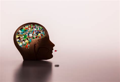 what are the counter drugs doing to your brain
