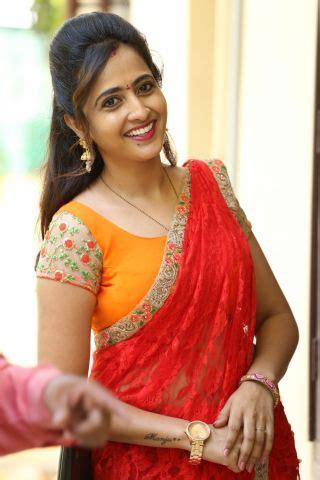 heroine rashmika husband photos anchor lasya latest pics