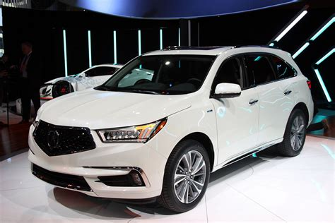 acura mdx year to year changes auto model year change autos post