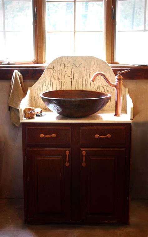 Diy Your Own Vessel Sink Bathroom