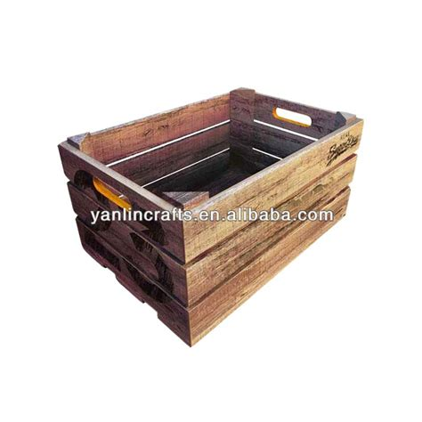 wooden home decoration wooden crate box for home decoration buy wooden crate