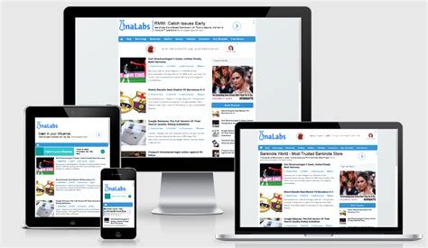 inalabs responsive high ctr blogger template