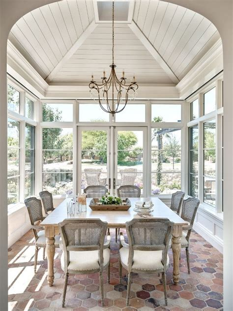 Farmhouse Dining Room Table by 25 Best Ideas About Conservatory Dining Room On Pinterest