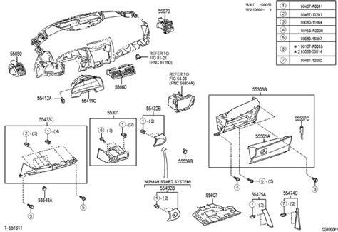 2007 camry parts diagram ventalation 2007 toyota camry diagram toyota auto parts