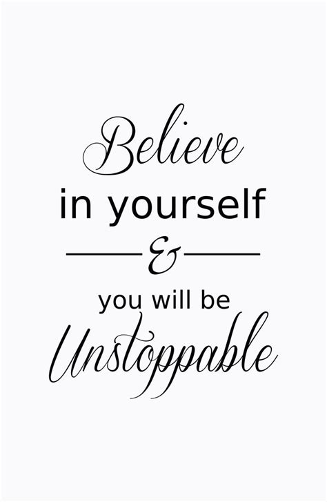 Believe Yourself 25 best believe in yourself quotes on believe