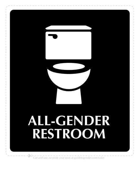 helping your transgender 2nd edition a guide for parents books printable all gender restroom sign a guide to gender