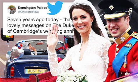 kensington palace william and kate happy anniversary kate and william kensington palace leads