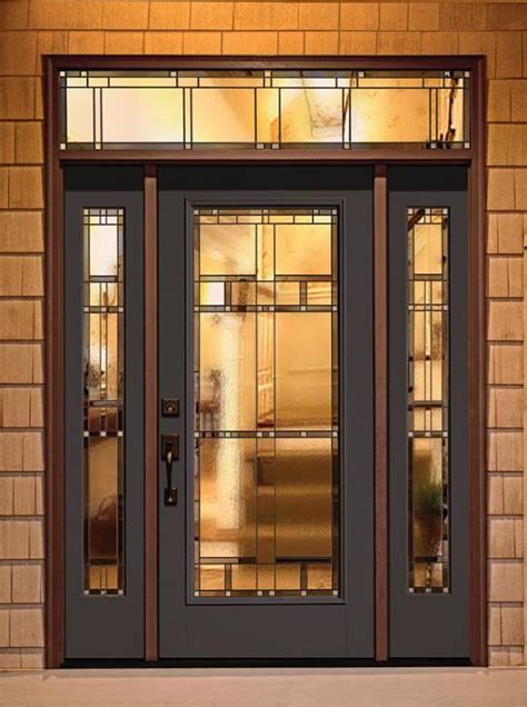 therma tru exterior doors fiberglass therma tru entry doors warren windows