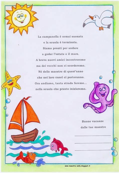 lettere per maestre di anno frasi per maestre speciali