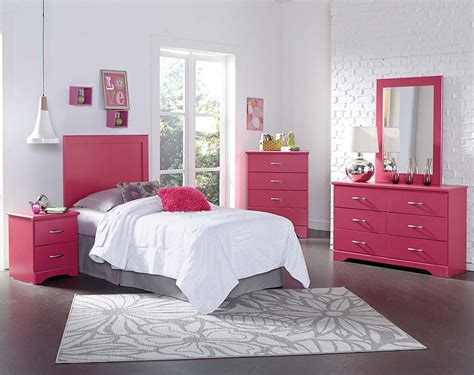 Bedroom Furniture For by Pink Bedroom Furniture Set For White Bedroom Interior Design Ideas Fnw