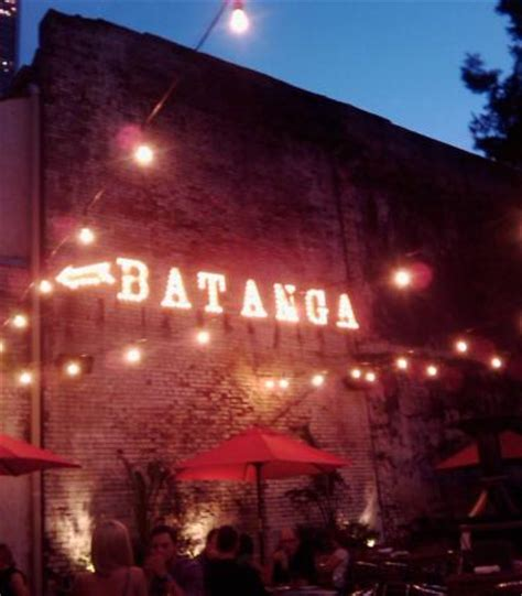 batanga review batanga picture of batanga houston tripadvisor