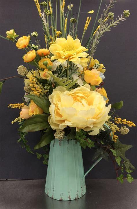 best 25 silk flower arrangements ideas on diy