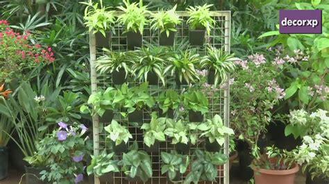 how to make a vertical garden