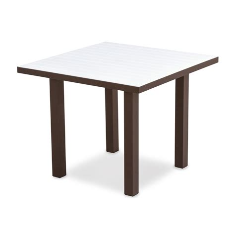 36 square dining table 36 square dining table polywood 36 quot square dining