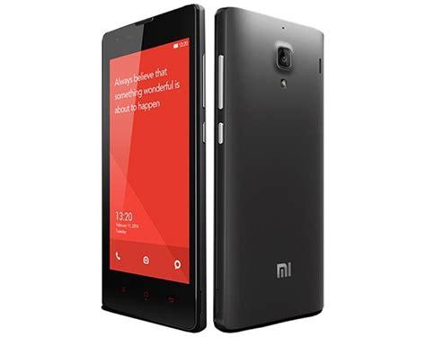 Hp Xiaomi Redmi 1s Hongmi 1s spesifikasi xiaomi redmi 1s oktober 2017