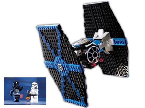 Lego 7146 Wars Tie Fighter 7146 tie fighter lego wars beyond