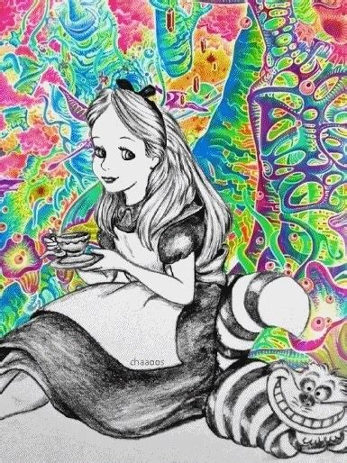 trippy alice in wonderland trippy pinterest disney