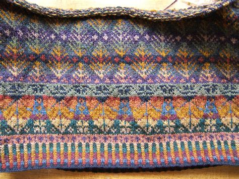 knitting fair isle the secret to speed in fair isle knitting west coast knitter