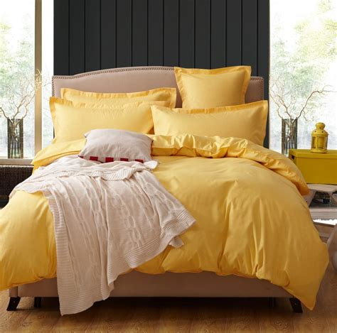 bedding catalog 4pcs full size cheap bedding sets luxury comforter sets yellow bedding bedding