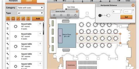 wedding floor plan software wedding floor plan software wedding floor plans software