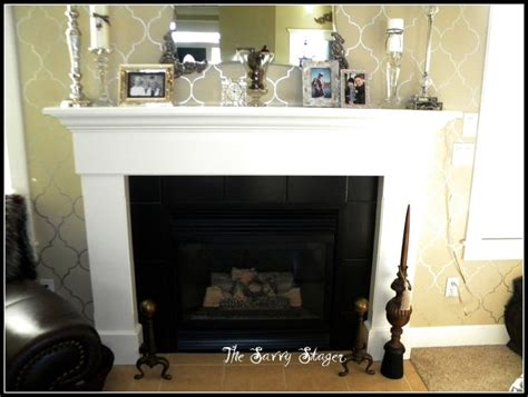 Painting Fireplace Tiles by Painting Fireplace Tile Living Room