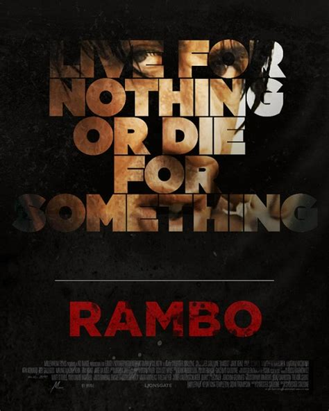 Rambo Film Quotes | famous quotes from rambo quotesgram