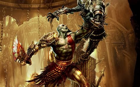 wallpaper game god of war 2011 god of war 3 game wallpapers hd wallpapers id 9950