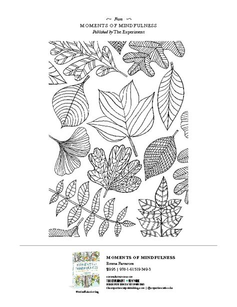 mindfulness coloring pages pdf mindfulness coloring book download the best images about
