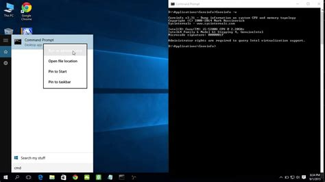 how do i my to attack on command how to run command prompt as administrator in windows 10