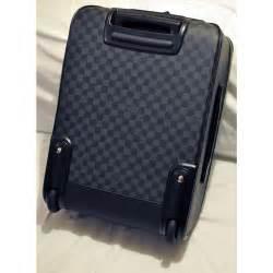 valise louis vuitton p 233 gase 55 gris toile enduite r 233 f
