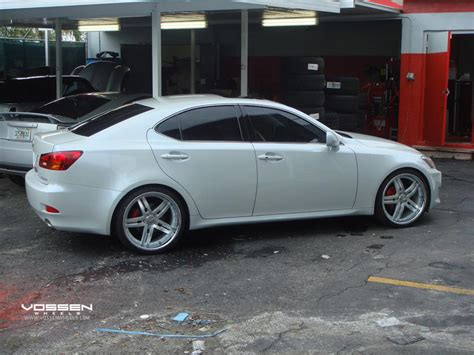 lexus is 250 custom wheels customers custom lexus is250 clublexus lexus forum