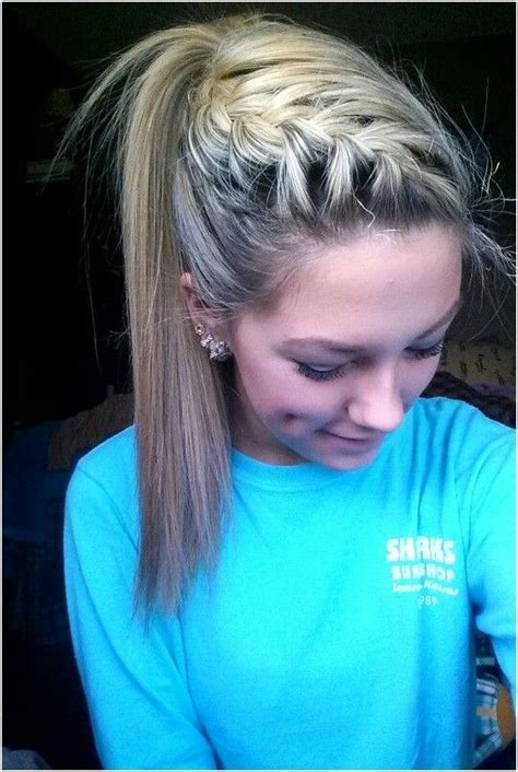 hairstyles and makeup for school 15 hairstyles for high school girls
