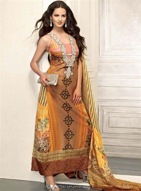 fashion beauty pakistani beautiful dress collection