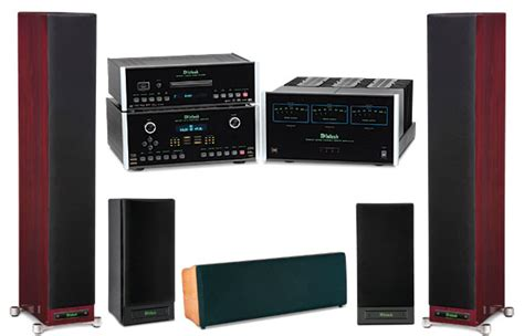 mcintosh introduces new home theater system