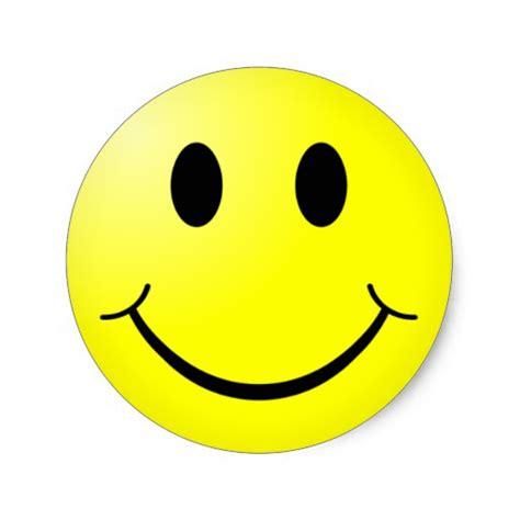 happy stickers happy smiley stickers zazzle