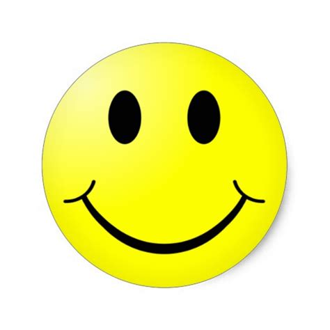 happy stickers happy smiley stickers