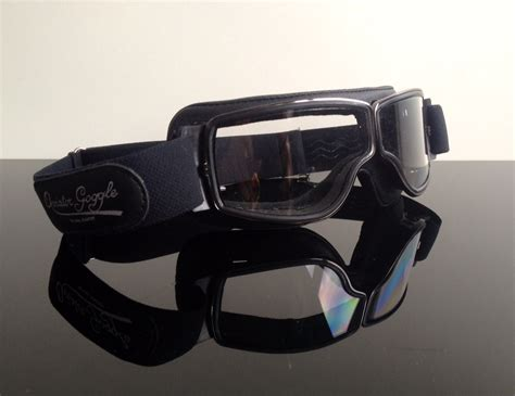 Motorradbrille Reinigen by Motorradbrille Brille Goggles Aviator Auch F