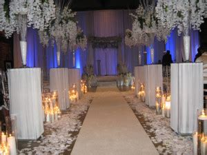 Wedding Arch Rental Sacramento altar and isle decorations sacramento columns pillar