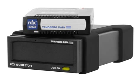 Removable Disk rdx quikstor removable disk storage for smb tandberg data