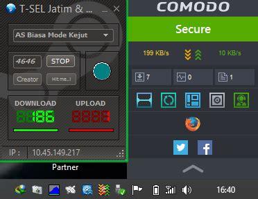bug baru telkomsel inject telkomsel terbaru full speed support game online