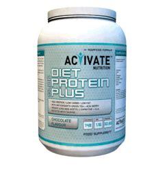 Gi Lean Detox Diet by Activate Nutrition Releases Diet Plan Protein Plus Detox