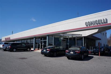 Toyota Dealerships In Pa Conicelli Toyota Scion Car Dealership In Springfield Pa