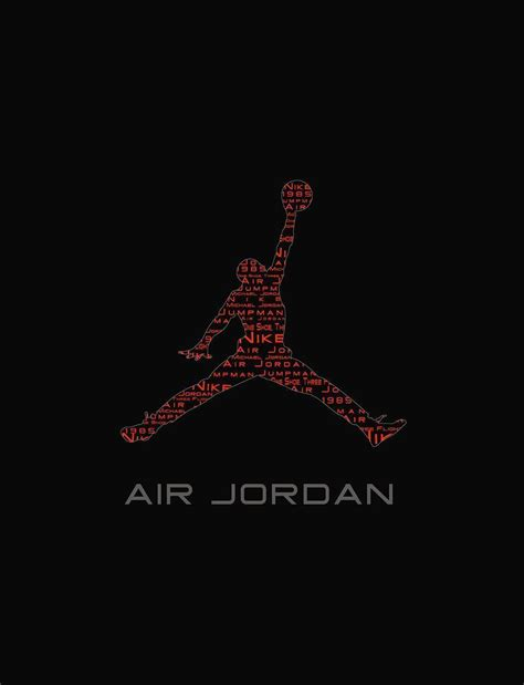 jordan wallpaper hd iphone air jordan logo wallpapers wallpaper cave