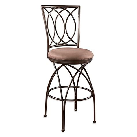 Powell Big And Bar Stools by Buy Powell Big And Metal Crossed Legs Barstool From